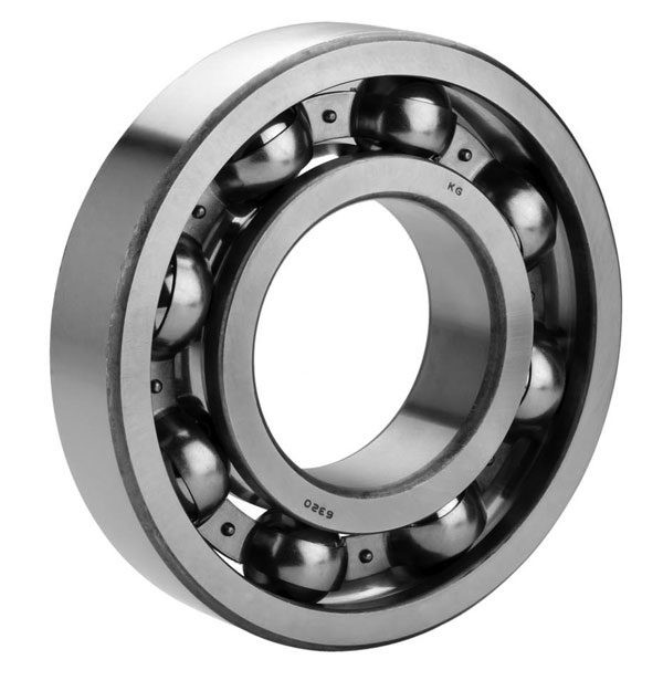 TIMKEN 6317  Single Row Ball Bearings