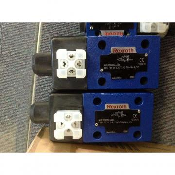 REXROTH 4WMM 6 D5X/F R900469301 Directional spool valves