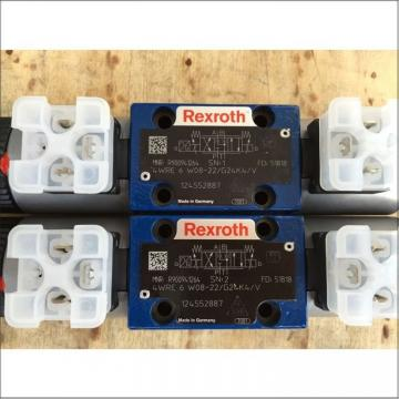 REXROTH 3WE 10 A3X/CG24N9K4 R900592014 Directional spool valves