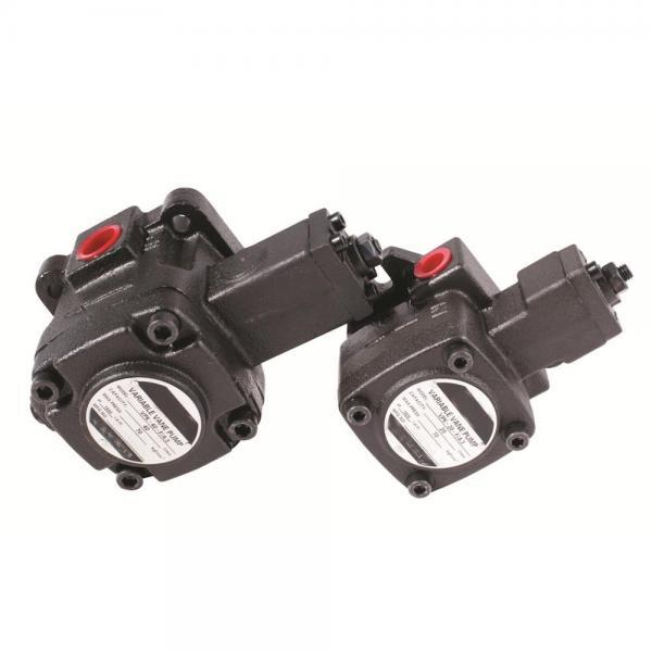 Vickers PV063R1K1A4NHLZ+PGP511A0210CA1 Piston Pump PV Series #3 image