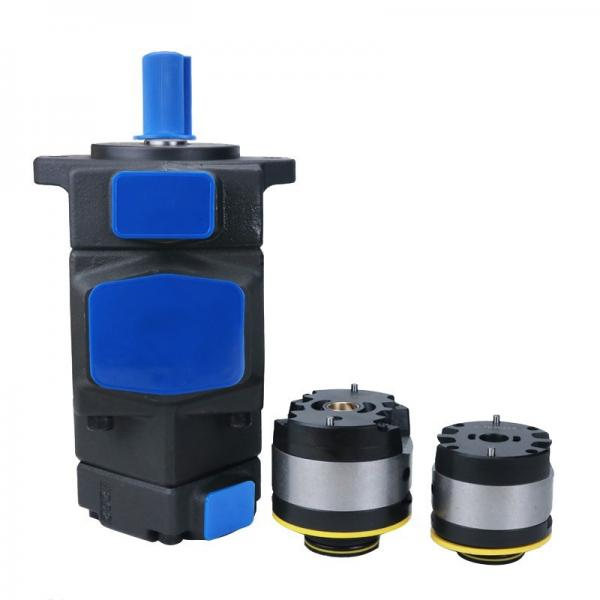 Vickers PV046R1K1JHNUPR+PV023R1L1AYNMF Piston Pump PV Series #1 image