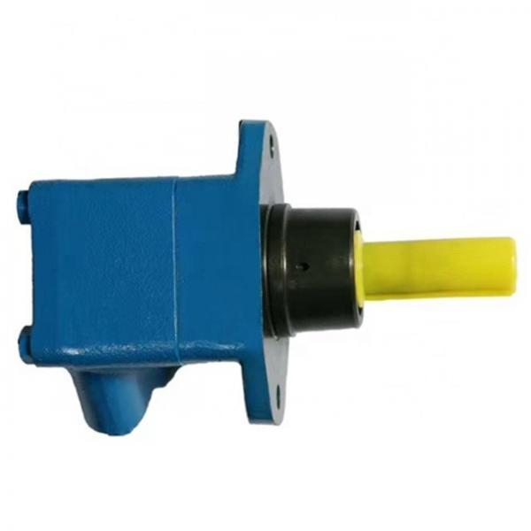 Vickers PV046R1K1JHNUPR+PV023R1L1AYNMF Piston Pump PV Series #3 image