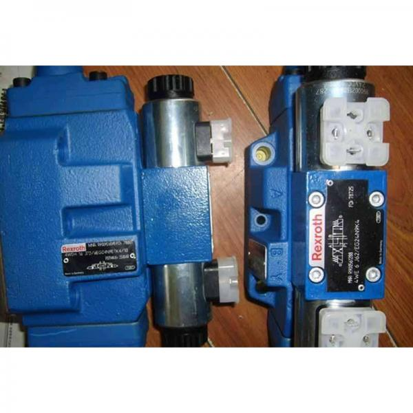 REXROTH 4WE 6 Q6X/EG24N9K4/V R900914070 Directional spool valves #1 image